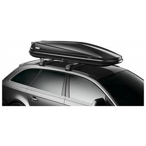 THULE TOURING TAGBOKS 430L BLACK GLOSSY