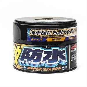 Soft99 Water Block Wax Black & Dark 300gr