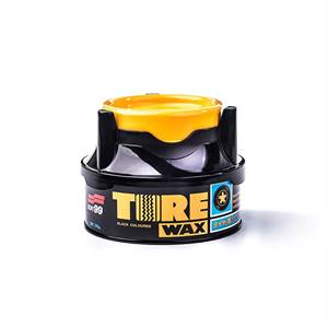 Soft99 Tire Black Wax 170 gr
