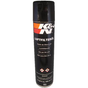 K&N OLIE SPRAY 408ML