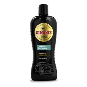 SIMONIZ CARNAUBA SPEED VOKS 500ML