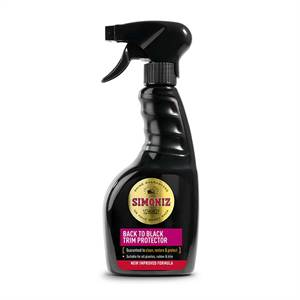 SIMONIZ BACK TO BLACK VINYL MAKE UP 500ML